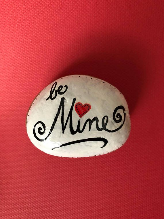 Valentines day gift painted rock valentine gift be mine valentines day gift painted rock valentine gift be mine painted stone be negle Gallery