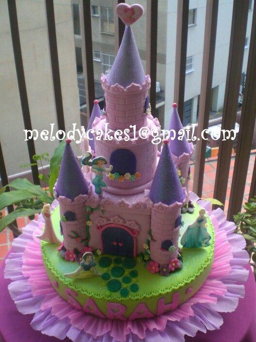 Castillo 3 pisos