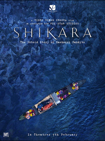 Shikara 2020 Movie Releases Bollywood Movies New Hindi Movie