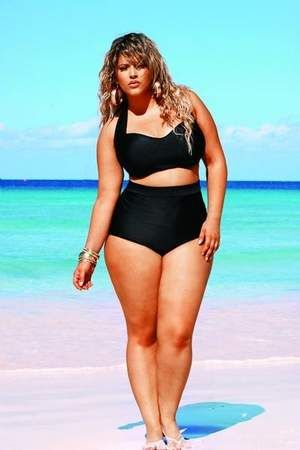 d3e6712b6b1 Best bikini for curvy girls! I need this!