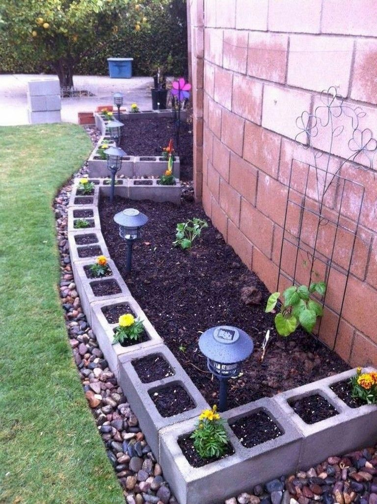 20 Beautiful Diy Flower Garden Ideas Design For Beginners Gardening Gardendesign Garden Cheap Landscaping Ideas Easy Garden Flower Garden Ideas Landscaping