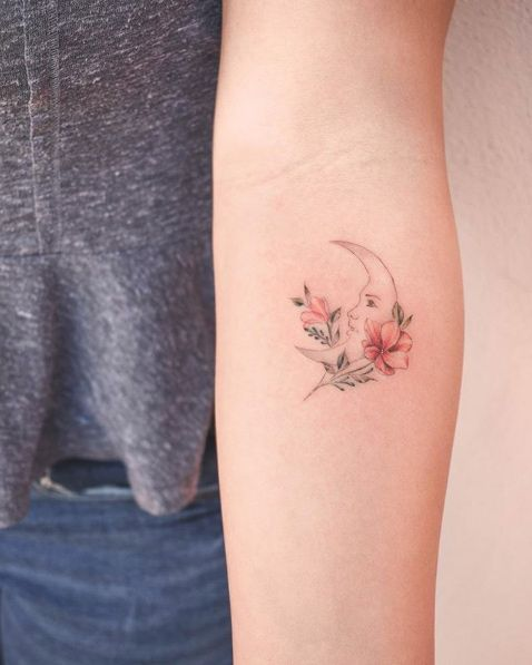 45 Beautiful Tattoos That Will Instantly Make You Hotter Beautiful Small Tattoos Carnation Tattoo Dainty Tattoos