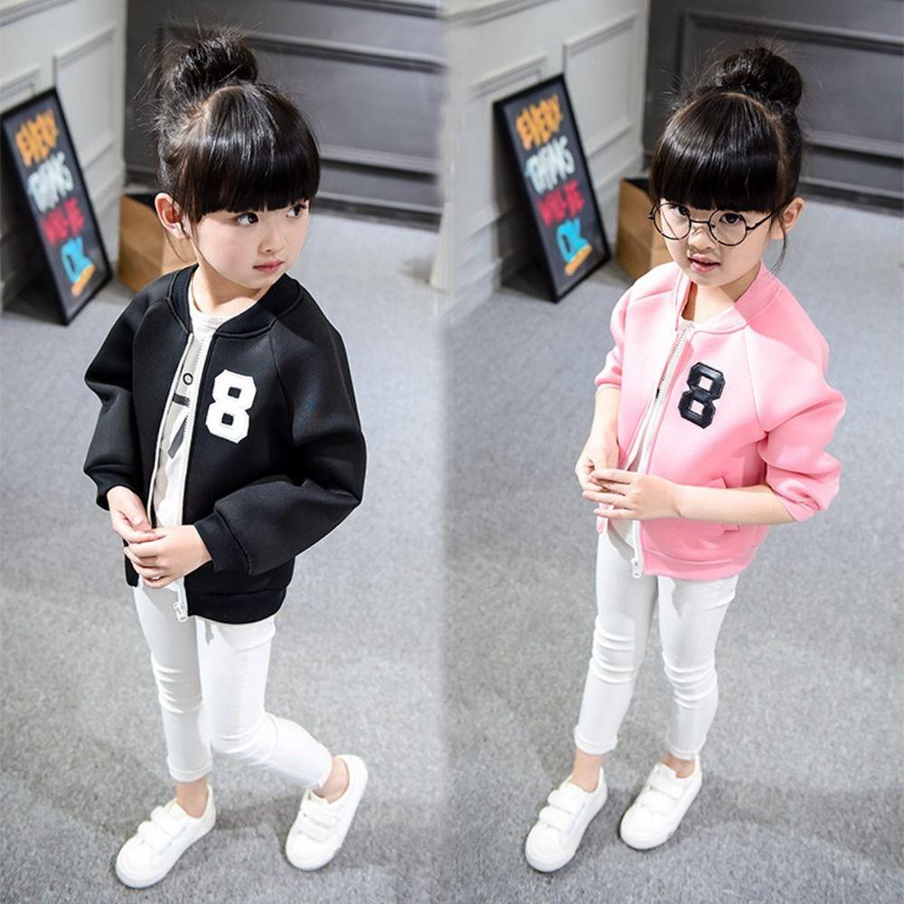cbf8ad8fec4b Click to Buy    Fashion Casual Sport Spring Autumn Baby Girls Kids ...