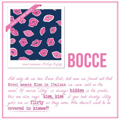 featured favorite print bocce lilly pulitzer - Cute Things To Print Out