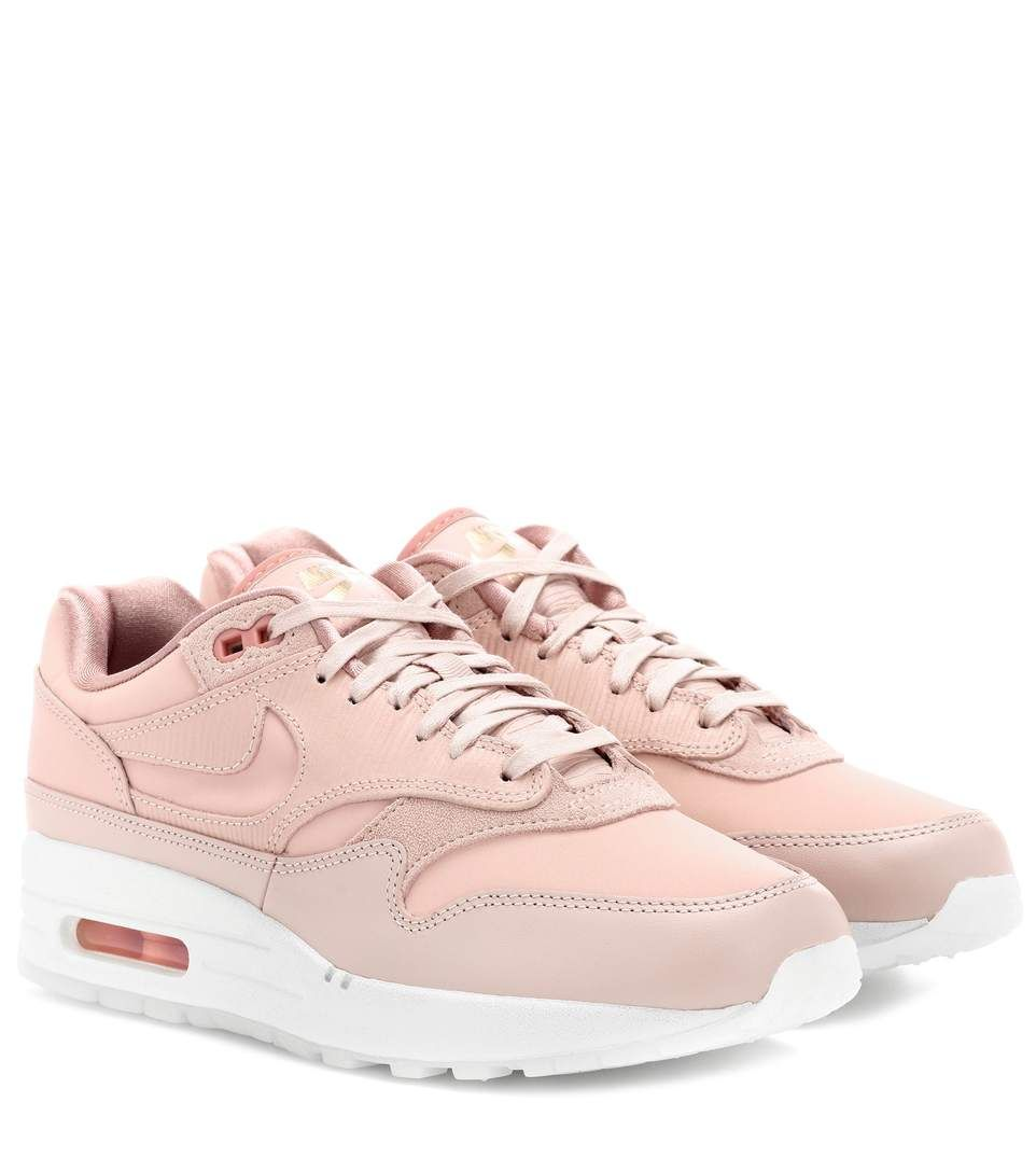 Nike Air Max 1 Premium sneakers #pink
