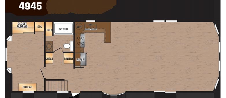 Canadian Series Floor Plan