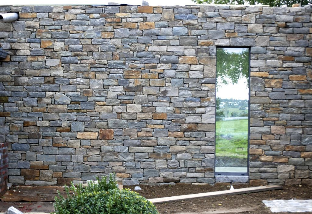Moellons Clivés / repinned on toby designs Boundary wall