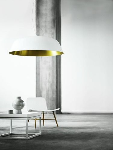 Rune Krøjgaard and Knut Bendik Humlevik Cloche Lamp