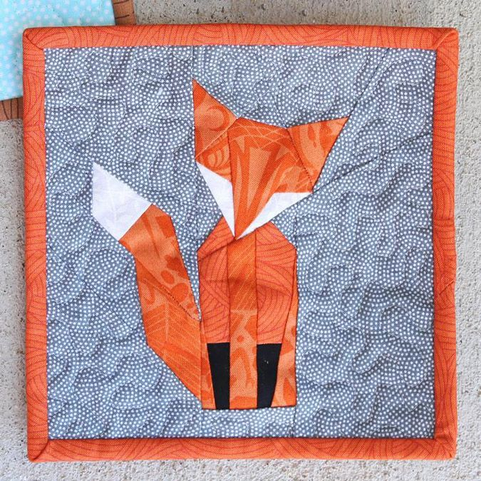 Quilt Patterns and Tutorials for Beginners | Face, Patterns and ... : paper quilt patterns for kids - Adamdwight.com