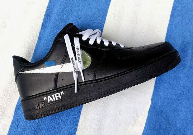 OFF WHITE X NIKE AIR FORCE 1 RELEASE DATE SEPTEMBER 1ST, 2017