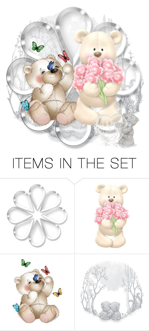 """Fantastic Bear MothersDay"" by mlkdmr ❤ liked on Polyvore featuring art"