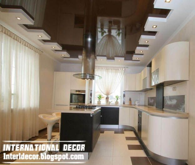 Wooden False Ceiling Ideas In Kitchen Google Search Kitchen In Open Space Pinterest