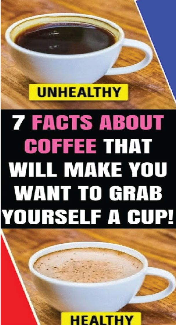 Lots of studies would suggest that coffee is not the