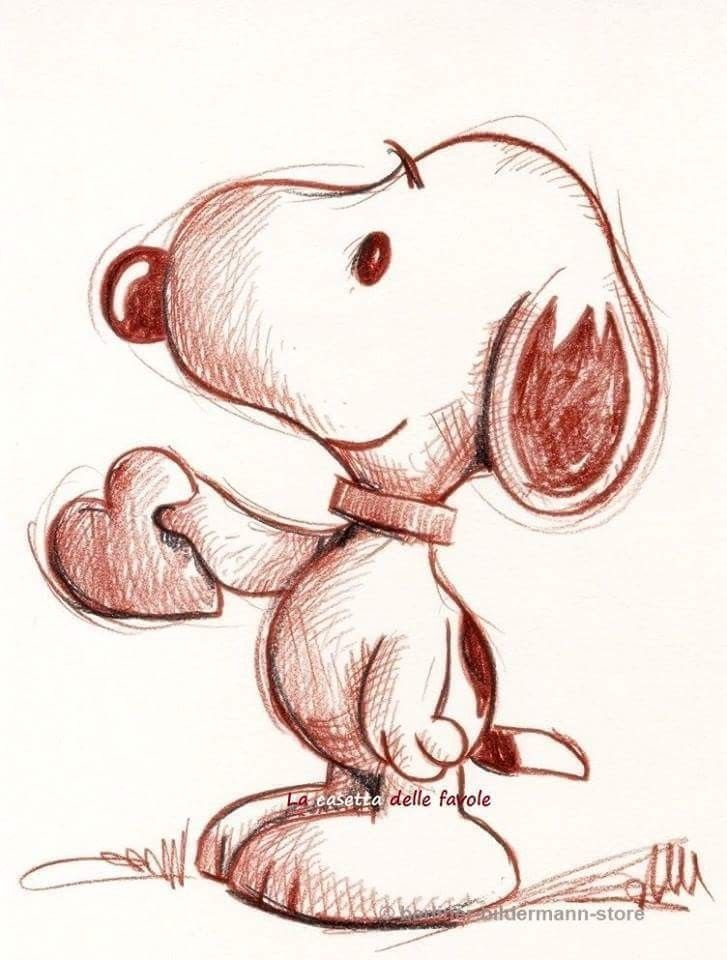 """""""Nur um Snoopy anzuschauen, ich werde glücklich"""" - #"""