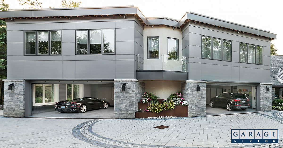 The Connected Garages In This Contemporary Country Home Needed To Have Style And Function Garage House Plans Bryan Baeumler House Dream House Exterior