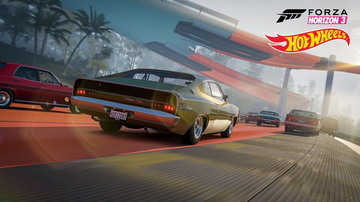 The best racing game ever made is getting a truly insane