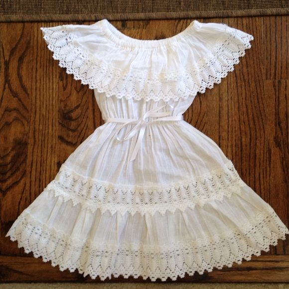 Toddler Girl Mexican Dress
