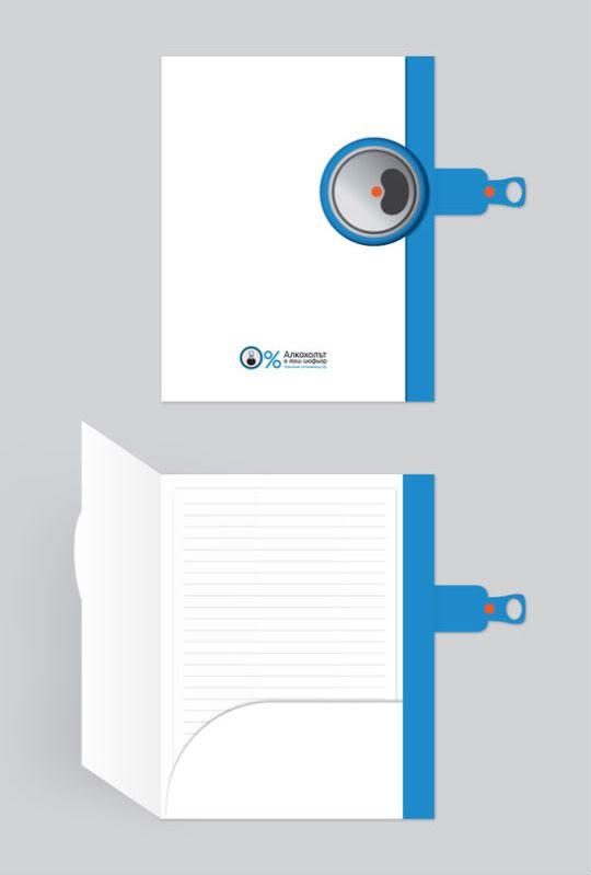Folder Design Ideas - Alcohol | Brand / Folders | Pinterest