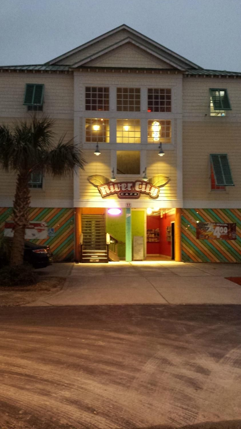 River City Cafe Surfside Beach Surfside Beach Surfside Beach South Carolina Surfside