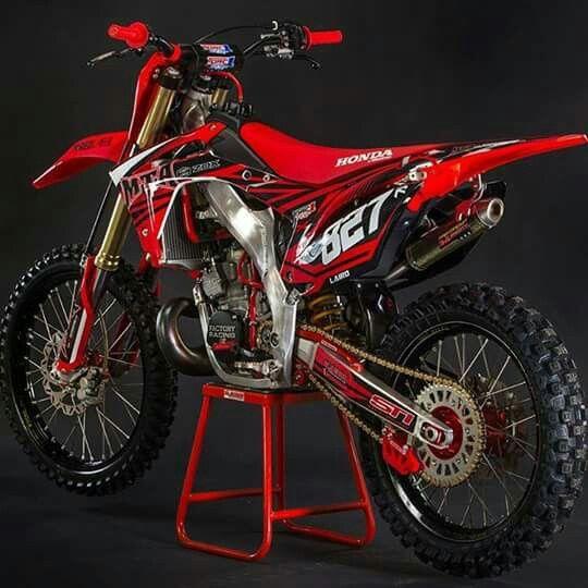 Honda Crf Cool Dirt Bikes Motorcross Bike Ktm Dirt Bikes