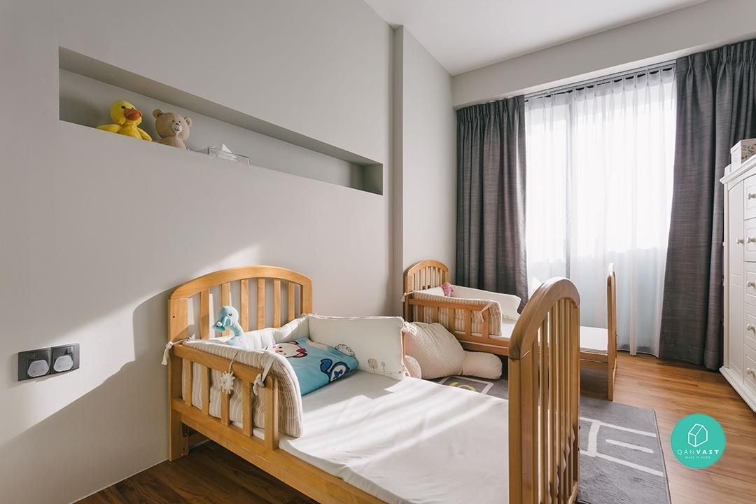 10 Kids\u0027 Rooms That Are Anything But Kiddy HDB Design Inspirations