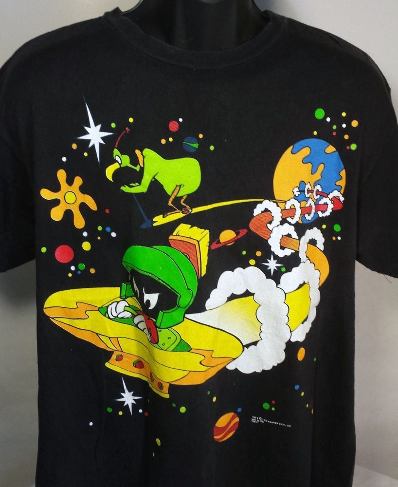 Marvin The Martian Mens Clothing