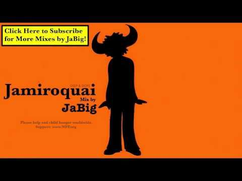 Jamiroquai DJ Mix by JaBig Acid Jazz Funk Music Rock Deep