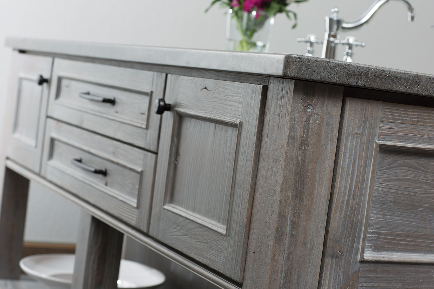 dramatic #distressed #cabinet finishes from dura supreme - dura