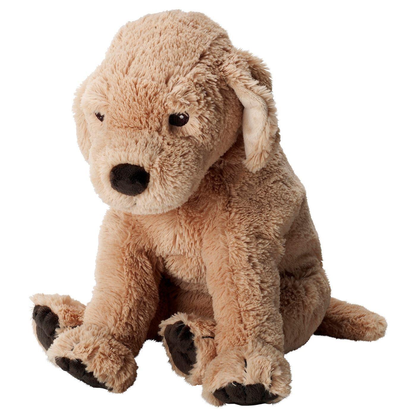 Gosig Golden Stofftier Hund Gelb Golden Retriever Ikea Osterreich In 2020 Kuscheltier Hund Hundespielzeug Tiger Hund