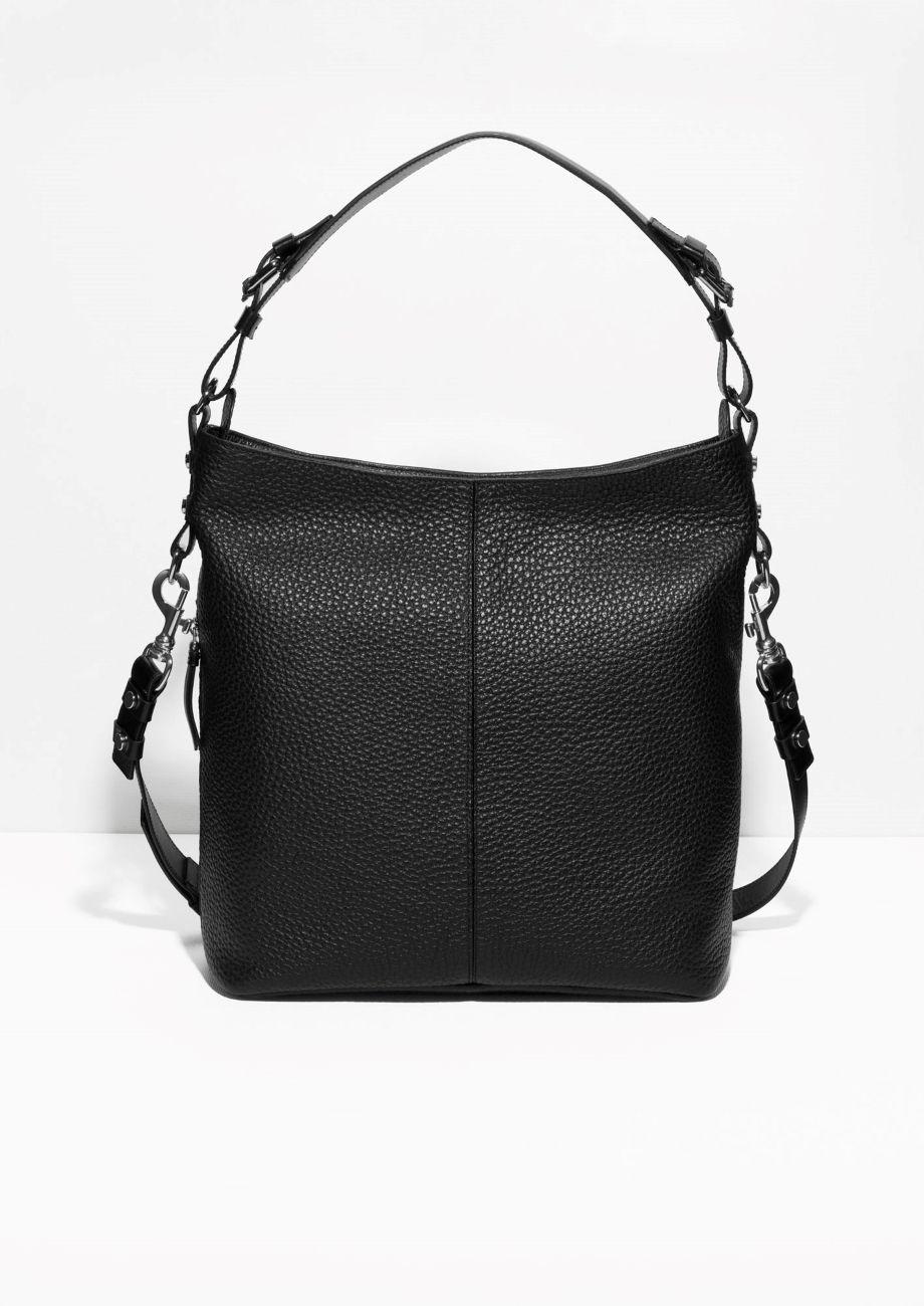 All Bags Leather Hobo Bags Hobo