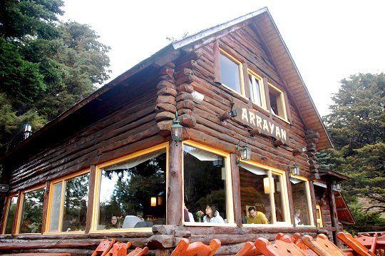 Una casa de té llena de historias y con unas vistas increíbles.