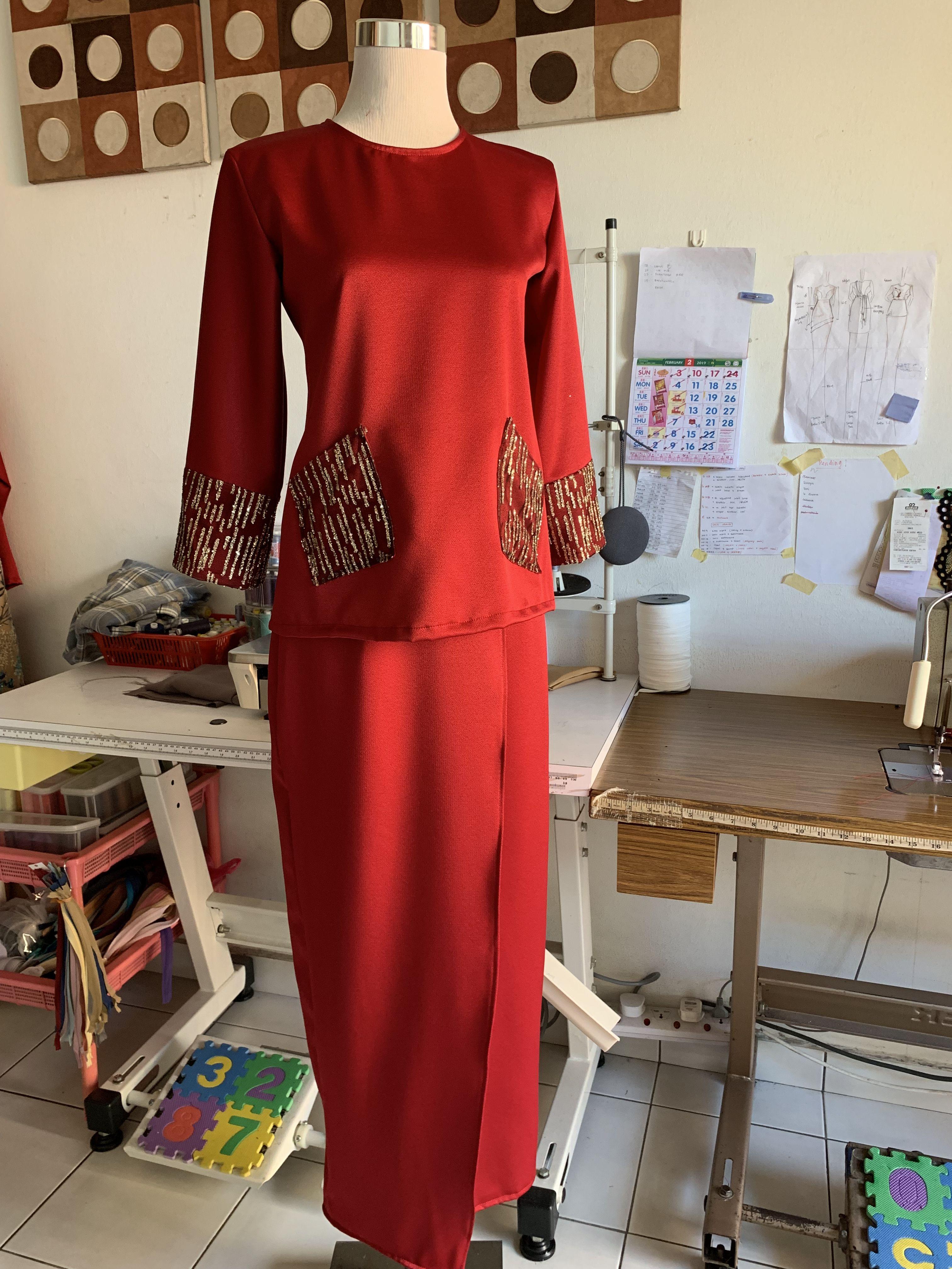 Pin by Serimah Dahari on Baju Kurung  Muslim fashion dress