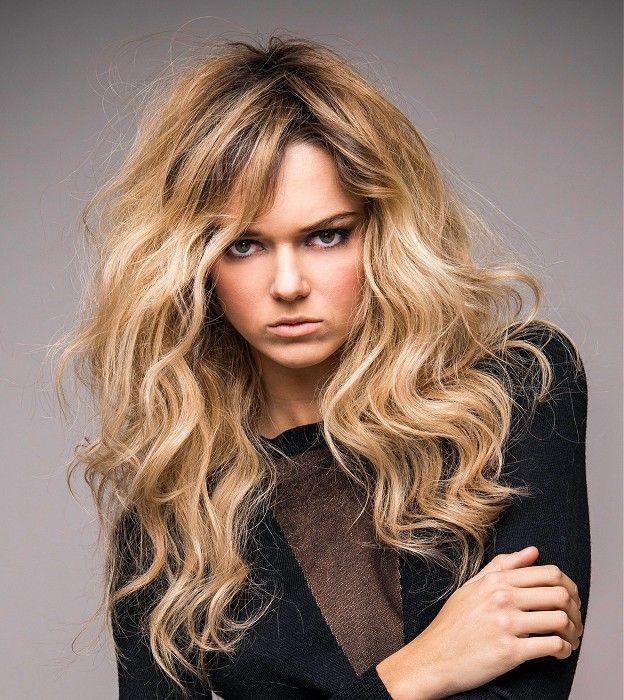 Long Blonde Hairstyles | UK hairstyles | Pinterest | Long blonde ...