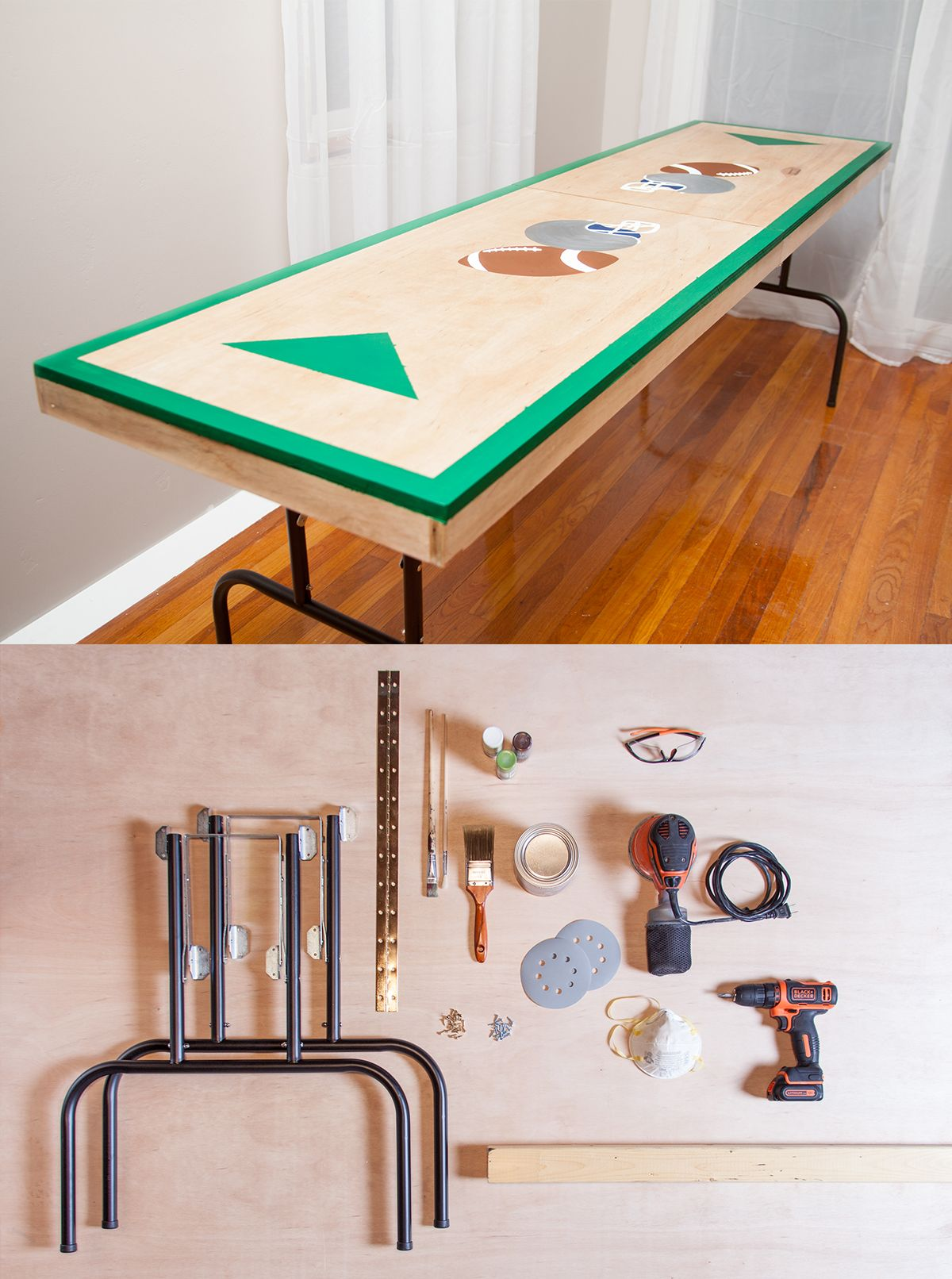 How To Build A Beer Pong Table Beer Pong Tables Beer