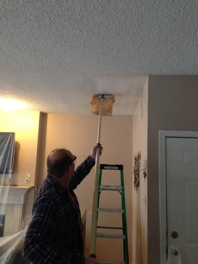Homax Ceiling Texture Scraper For Popcorn Ceiling Removal 6104 At