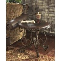 Rafferty Round End Table At Mcdonald S Fine Furniture In