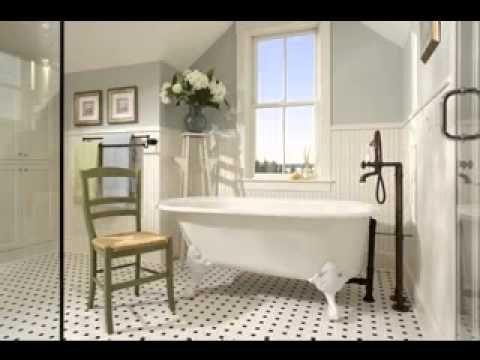 Beadboard bathroom design ideas - http://homeimprovementhelp.info/bathroom-renovations/beadboard-bathroom-design-ideas/