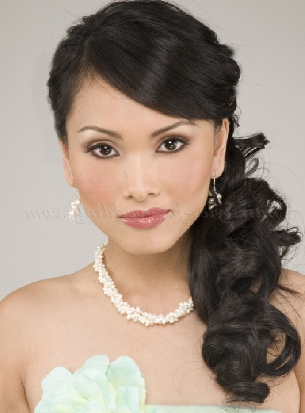 hairstyles for asian weddings – black hair collection | the