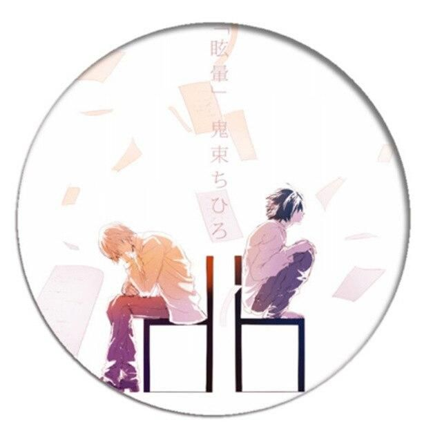Photo of Anime Cosplay Light Pins Badges – 14
