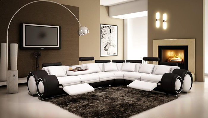 Recliner : sectional recliner sofas - Sectionals, Sofas & Couches