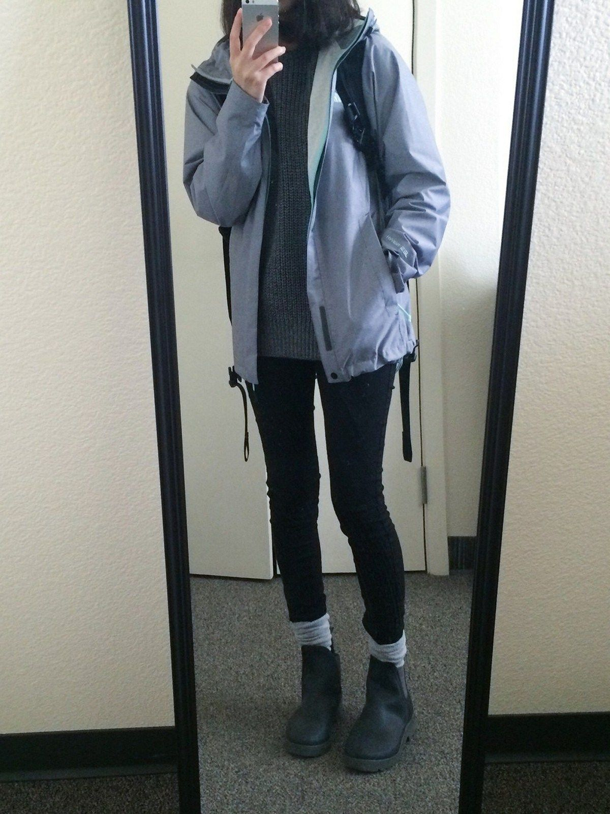 30 Rainy Day Cold Weather Outfit • DressFitMe  Cold weather
