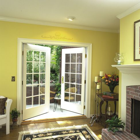 Install French Door With Proper Care UPVC Windows The Coop Den Lounge  Pinterest Doors Upvc Windows