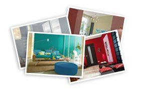 Beispielraume Kolorieren Wandgestaltung Wohnen