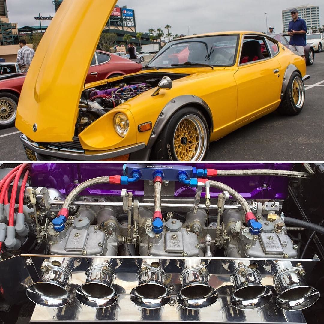 1971 Datsun 240Z. One Of The Cleanest Builds We Have Seen