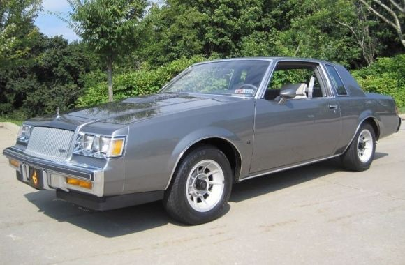 Pale Grand National 42k Mile 1987 Buick Regal Turbo T Buick Regal Buick Cars Buick