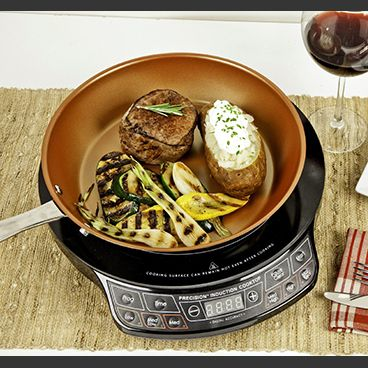 Nuwave Precision Induction Cooktop Review Induction Cooktop Cooktop Nuwave