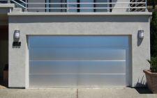 Brushed Aluminum | Northgate Garage Doors, Inc.™