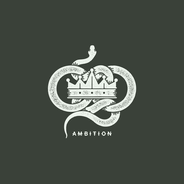97d50a79b1e68 Snake and Crown Tattoo Idea Slytherin, My People, Ambition, Capricorn,  Enamel,