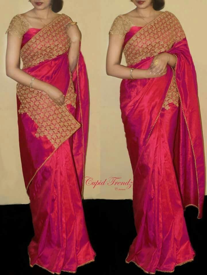 d36b363455891f Cotton Saree, Silk Sarees, Saris, Fancy Sarees, Indian Sarees, Elegant Saree