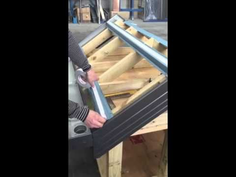 Corrugated Steel Roofing Installation In 2020 Corrugated Metal Roof Metal Roof Metal Roof Construction